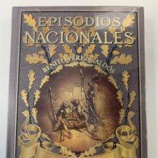Libros: EPISODIOS NACIONALES NAPOLEÓN EN CHAMARTÍN. Lote 256132545