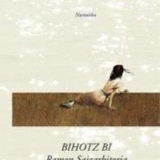 Libros: BIHOTZ BI GERRAKO KRONIKAK. Lote 257447850