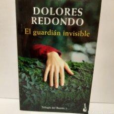Libros: EL GUARDIÁN INVISIBLE DE DOLORES REDONDO. Lote 257550895