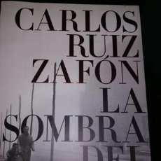 Libros: LA SOMBRA DEL VIENTO - RUIZ ZAFÓN. Lote 259854695
