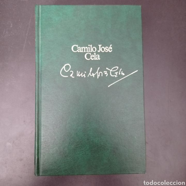 OBRAS COMPLETA DE CAMILO JOSE CELA , TAPA DURA (Libros Nuevos - Narrativa - Literatura Española)