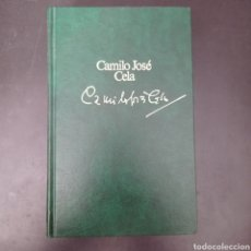 Libros: OBRAS COMPLETA DE CAMILO JOSE CELA , TAPA DURA. Lote 261110575