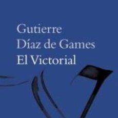 Libros: EL VICTORIAL. Lote 261213835