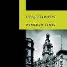 Libros: DOBLES FONDOS. Lote 261544820