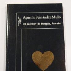 Livros: EL HACEDOR (DE BORGES), REMAKE. Lote 262219810