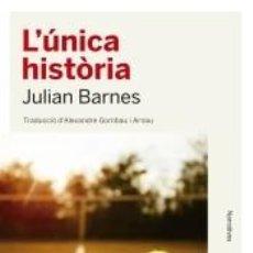 Libros: LÚNICA HISTÒRIA. Lote 262718580
