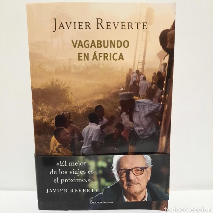 VAGABUNDO EN ÁFTICA DE JAVIER REVERTE (Libros Nuevos - Narrativa - Literatura Española)