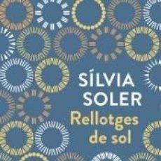Libros: RELLOTGES DE SOL. Lote 262875030