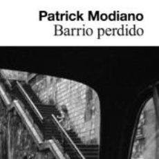 Libros: BARRIO PERDIDO. Lote 262875195