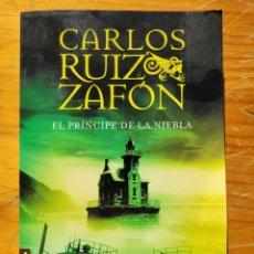 Livros: EL PRINCIPE DE LA NIEBLA. Lote 264429009