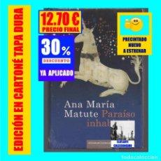Libri: PARAISO INHABITADO - ANA MARÍA MATUTE - CÍRCULO DE LECTORES - NUEVO - PRECINTADO - 12.70 € FINAL. Lote 268177804