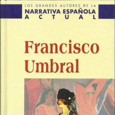 Libros: LAS SEÑORITAS DE AVIÑON / FRANCISCO UMBRAL.. Lote 268762879