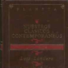 Libros: CABALLEROS DE FORTUNA / LUIS LANDERO. Lote 268763569