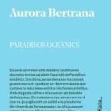 Libros: PARADISOS OCEÀNICS. Lote 269050018