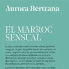 Libros: EL MARROC SENSUAL. Lote 269050043