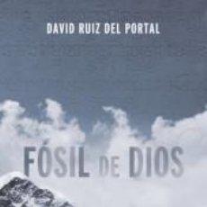 Libros: FÓSIL DE DIOS. Lote 269089073
