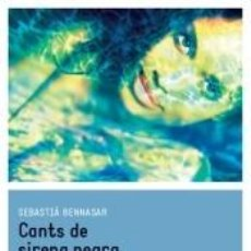 Libros: CANTS DE SIRENA NEGRA. Lote 269362258