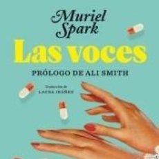 Libros: LAS VOCES. Lote 270572348