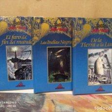 Libros: LOS VIAJES EXTRAORDINARIOS JULIO VERNE. Lote 270920478