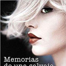 Libros: MEMORIAS DE UNA SALVAJE BEBI FERNÁNDEZ. Lote 271515743