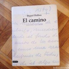 Libros: EL CAMINO. MIGUEL DELIBES. EDICIÓN FACSÍMIL.. Lote 273433388