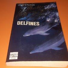 Libros: DELFINES ALBERTO VAZQUEZ FIGUEROA. Lote 276076083