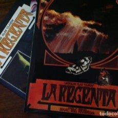 Libros: LA REGENTA (CLARÍN). EDICIÓN DE ISAAC DEL RIVERO. 1999. ESMENA. 2 TOMOS. NUEVOS IMPECABLES.. Lote 276716343
