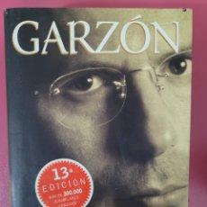 Libros: GARZON EL HOMBRE QUE VEIA AMANECER. Lote 276975153