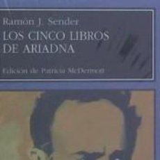 Libros: LOS CINCO LIBROS DE ARIADNA (RÚSTICA). Lote 278365178