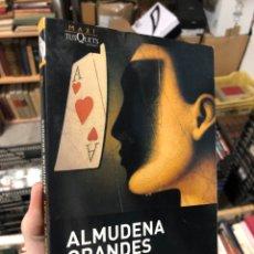 Libros: ALMUDENA GRANDES - MODELOS DE MUJER - TUSQUETS. Lote 287358893