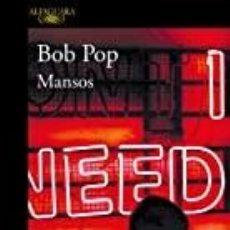 Libros: MANSOS BOB POP. Lote 287983188