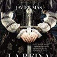 Libros: LA REINA DE ESPADAS JAVIER MAS. Lote 287983358