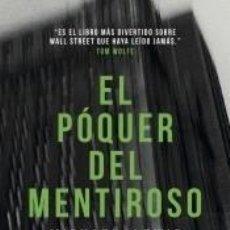Libros: EL PÓQUER DEL MENTIROSO. Lote 288411843