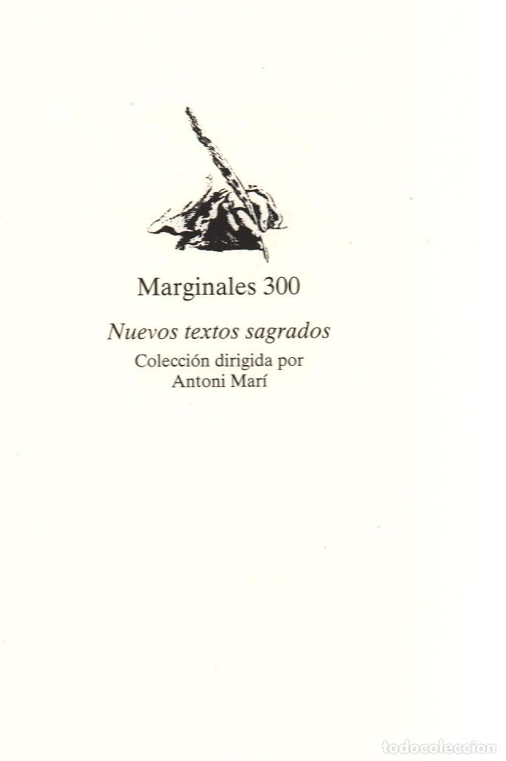Libros: FERNANDO ARAMBURU AUTORRETRATO SIN MÍ TUSQUETS EDITORES 2018 1ª EDICIÓN CON FAJA COL MARGINALES - Foto 3 - 288547168