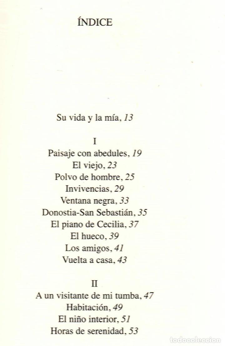 Libros: FERNANDO ARAMBURU AUTORRETRATO SIN MÍ TUSQUETS EDITORES 2018 1ª EDICIÓN CON FAJA COL MARGINALES - Foto 5 - 288547168