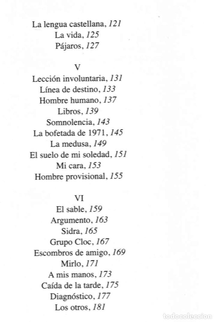 Libros: FERNANDO ARAMBURU AUTORRETRATO SIN MÍ TUSQUETS EDITORES 2018 1ª EDICIÓN CON FAJA COL MARGINALES - Foto 7 - 288547168