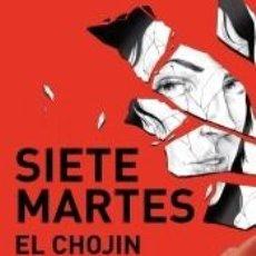 Libros: SIETE MARTES. Lote 288881328