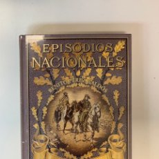 Libros: EPISODIOS NACIONALES UN FACCIOSO MÁS Y ALGUNOS FRAILES MENOS. Lote 289018033