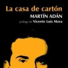 Libros: LA CASA DE CARTÓN. Lote 289269348