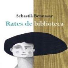 Libros: RATES DE BIBLIOTECA. Lote 289439423