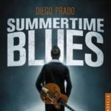 Libros: SUMMERTIME BLUES. Lote 289490728