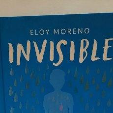 Libros: INVISIBLE DE ELOY MORENO EDICIÓN ESPECIAL. Lote 289517973