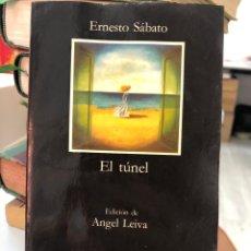 Libri: ERNESTO SABATO - EL TUNEL - CATEDRA. Lote 290502133