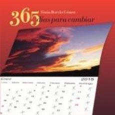 Libros: 365 DÍAS PARA CAMBIAR. Lote 294823933