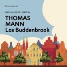 Libros: LOS BUDDENBROOK. Lote 294856473