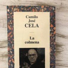 """Libros: LIBRO """"LA COLMENA"""" DE CAMILO JOSÉ CELA. EDITORIAL RBA. Lote 294944223"""