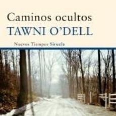 Libros: CAMINOS OCULTOS. Lote 296599278
