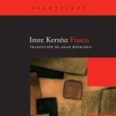 Libros: FIASCO. Lote 296614173