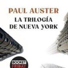 Libros: LA TRILOGÍA DE NUEVA YORK. Lote 296767323
