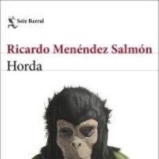Libros: HORDA. Lote 296767373